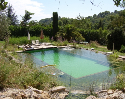 Piscinas naturales for Lagunas artificiales construccion
