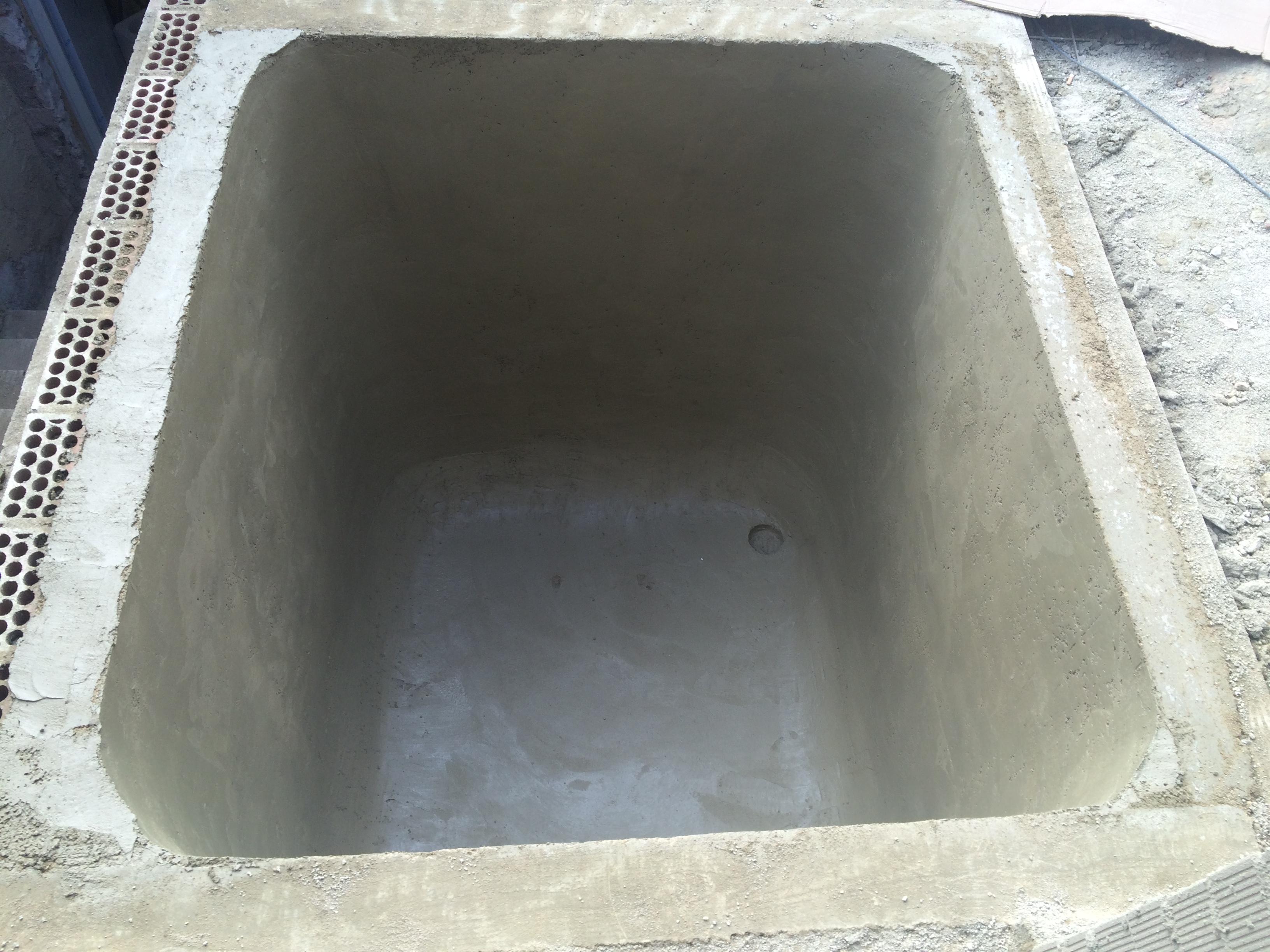 Dep sito de agua de litros for Deposito agua pluvial