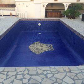 Reforma piscina rectangular 8×5