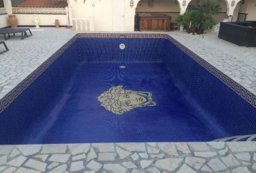 Reforma piscina rectangular 8×5